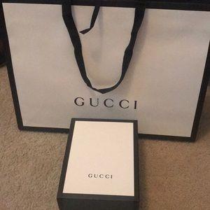 Gucci Bags - Gucci Bag and Box